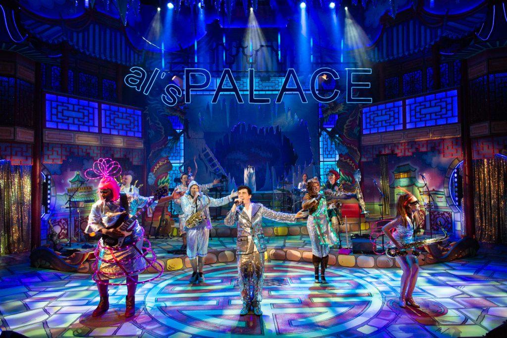 Aladdin Rock n Roll Panto 2019